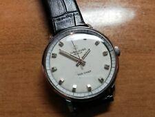 Favre Leuba Geneve Sea Chief Vintage Mechanical Watch RUNS perfectly