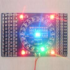 DIY Kits CD4017+ NE555 Rotating LED SMD L?ten Practice Skill Training Tafel