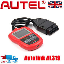 AL319 OBDII/EOBD Vechicle Code Reader Indicator Machine DIY Diagnostics Car CD