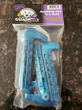 Guard Dog Blue Vivid Pearlz Ice Skate Hockey & Figure Adjustable Guards