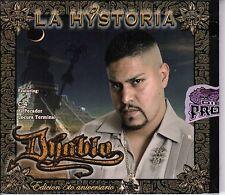 Dyablo , Profeta Records. La HIstoria  Chicano Rap, r&b, Espanol [CD New]