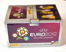 FIGURINE PANINI EURO 2012  # BOX DA 100 bustine SIGILLATO ! PANINI ! Stickers