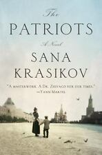 THE PATRIOTS by Sana Krasikov (2017, Hardcover) NEW FREE SHIP