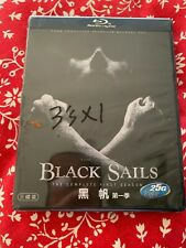 Black Sails: The Complete First Season (Blu-ray Disc, 2015, Includes Digital...