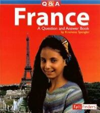 France: A Question and Answer Book (Questions and Answers: Countries)