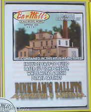 Bar Mills #811 (N Scale) Pinkham's Pallets (Building Kit) 1:160th Scale