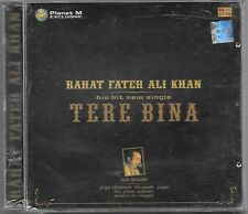 TERE BINA - RAHAT FATEH ALI KHAN - SOUND TRACK CD - FREE UK POST