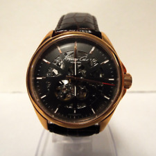 Kenneth Cole New York Men's KC1549 Automatic Strap Watch NEW