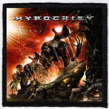 HYPOCRISY PATCH / SPEED-THRASH-BLACK-DEATH METAL
