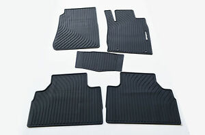 Rugged Rubber Floor Mats Tailored HD for Mitsubishi Pajero Sport 2015-20 QE QF