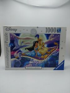 Ravensburger Disney Collector's Edition Aladdin 1000 PC Jigsaw Puzzle complete
