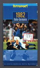 """VHS Todos los deportes """" ITALIA-ALEMANIA """" 1982 ORIGINAL"""