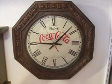 One Coca Cola Wall Clock  (Quartz Movement)