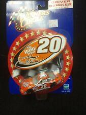 Tony Stewart Driver Sticker Winners Circle 1/64 Scale NIB 2000 Editions OOP