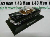 PR9M voiture1/43 norev présidentielle : CADILLAC série 62 Roi Baudoin 1960