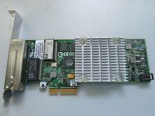 HP QuadPort NC375T GBit Netzwerkkarte, 4 x GBit, PCIe 2.0, Standard Profile