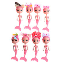 12cm Girls Little Bobby Mermaid Doll Doll's Birthday Salon Kids Gifts LX