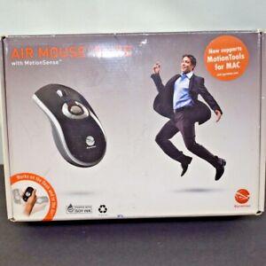 Gyration Air Mouse Elite GYM5600NA Motion Sense LaserSensor As04024 ambidextrous