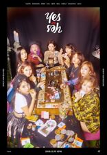 TWICE [YES or YES] 6th Mini Album RANDOM CD+Photo Book+Photo Card K-POP SEALED