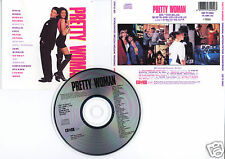 PRETTY WOMAN  Roberts (BOF/OST) Bowie Orbison (CD) 1990