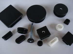 Embout à ailettes pour tube obturateur bouchon toutes dimensions et formes
