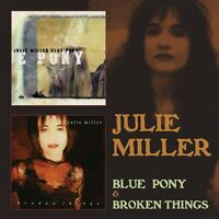 Julie Miller Blue Pony/Broken Things 2-CD NEW SEALED 2012 Country