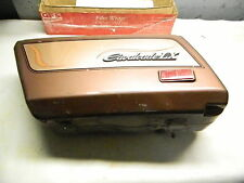 86 Suzuki GV 1400 GD GV1400 Cavalcade left side sadle bag luggage box