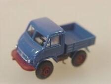 Unimog 411 blau  - Epoche 1:87 - 130016 #E