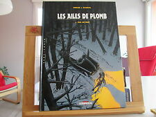 LES AILES DE PLOMB REEDITION TBE/TTBE T1 VOL DE NUIT GIBELIN BARRAL