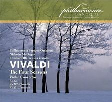 The Four Seasons Concerto Classical Music CDs & DVDs