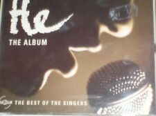 HE THE ALBUM - THE BEST OF THE SINGERS (2 CD - 1993) Chris Rea,  Georgie Fame...