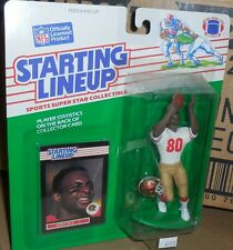 Starting Lineup JERRY RICE Mosc New 49'ers Figure 1989