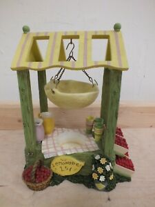 Yankee Candle Tart Burner Lemonade Stand - Rare  (Hol)