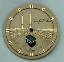 "Nestor Custom Watch Dial With Arabic ""Mecca Al Mokarama"" Tomb of Abraham 30mm"