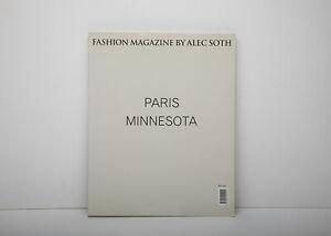 Paris Minnesota Fashion Magazine by Alec Soth, Magnum