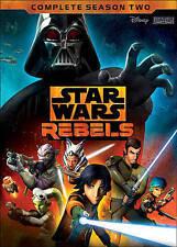 Star Wars Rebels: Complete Season Two 2 (4-Disc DVD Set) New Disney Free ship