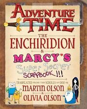 Adventure Time : The Enchiridion and Marcy's Super Secret Scrapbook