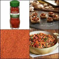 McCormick Gourmet Organic Smoked Paprika 1.62 oz