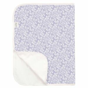 Ben & Noa Deluxe Flat Changing Pad, Lilac