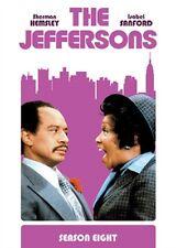 THE JEFFERSONS SEASON EIGHT 8 New Sealed 3 DVD Set