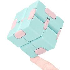 Дети сенсорные бесконечность вертись куб стресс-игрушку подарок игра для аутизм тревожности