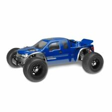 JConcepts 0210 Traxxas Rustler XL-5 Illuzion Ford Raptor SVT Body (Clear)