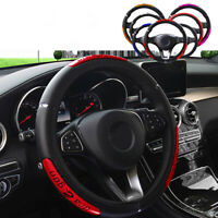 Universal Leather Car Steering Wheel Cover Antislip Protector Cars Accessories
