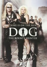 Dog The Bounty Hunter Crime is on the run DVD