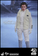 Hot Toys Star Wars The Empire Strikes Back PRINCESS LEIA HOTH Figure 1/6 Scale