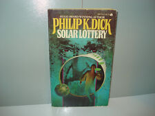Solar Lottery by Philip K. Dick (Ace, 1955, Reprint, Vintage Paperback) 77411
