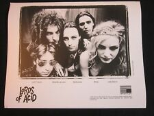 LORDS OF ACID—1994 PUBLICITY PHOTO*