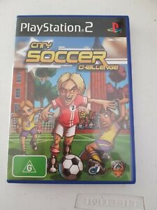 PlayStation 2 PS2 Game - City Soccer Challenge Pal G