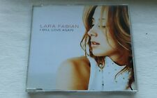 LARA FABIAN I Will Love Again 4 Track Maxi CD 668564-3