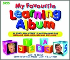 Various Artists - My Favourite Learning Album / Various [New CD] UK - Import